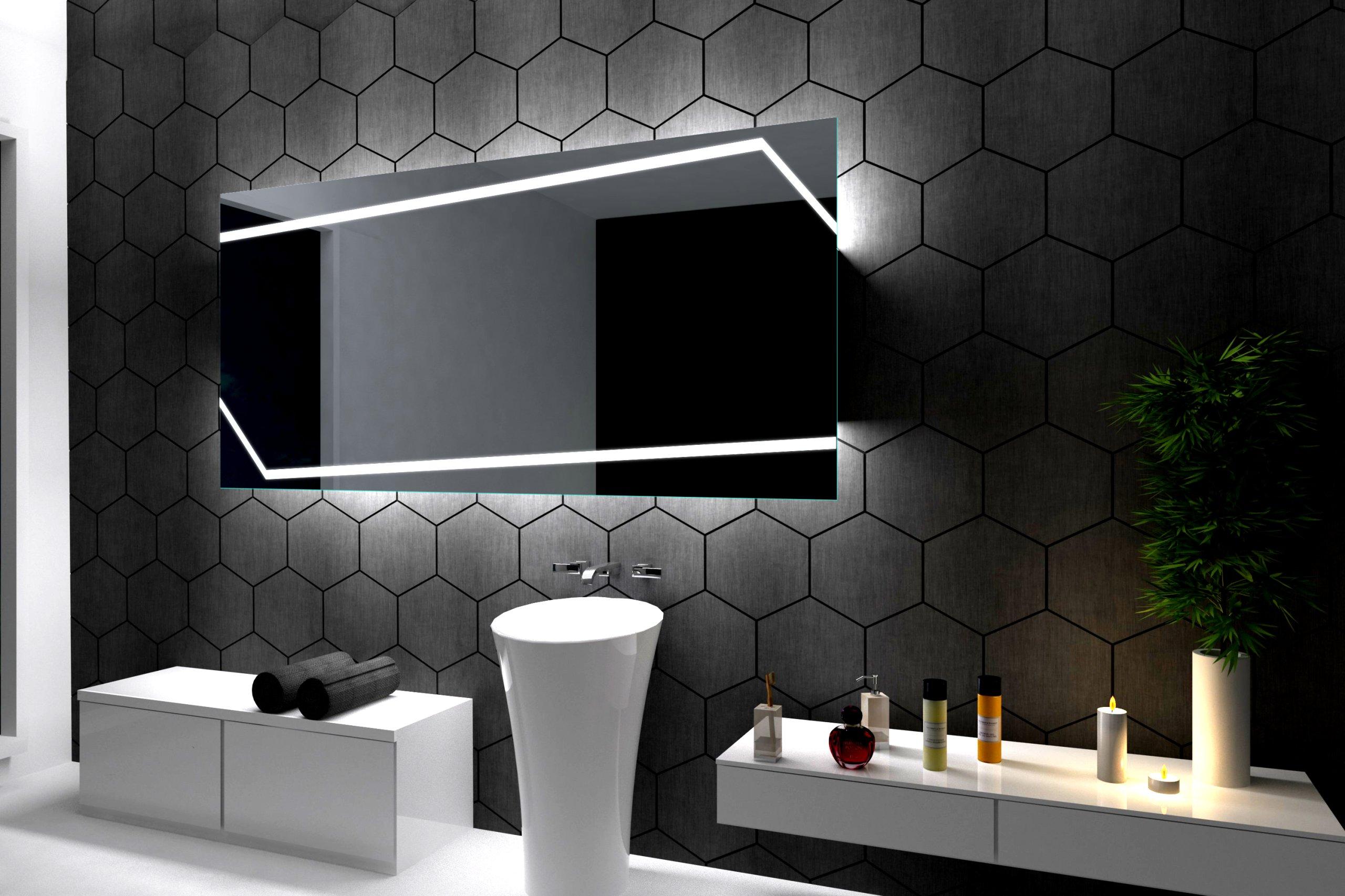 Kúpelňové zrkadlá, ktoré robia skvelý dojem.